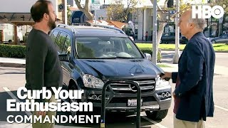 Park Your Car Between the Lines   Curb Your Enthusiasm (2017)   HBO