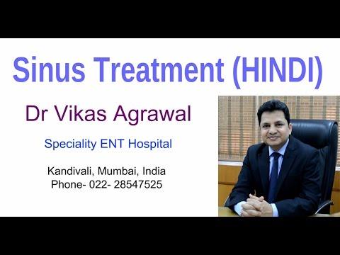 Sinus Treatment By Dr Vikas Agrawal