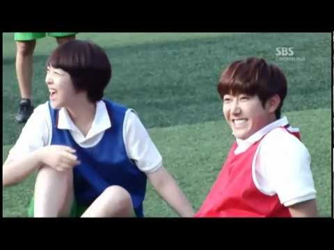 To The Beautiful you behind the scenes