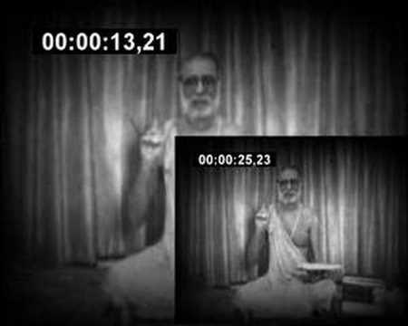 Bhaktisiddhanta Sarasvati Thakura film is fake 01 part