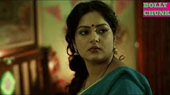 Voluptuous Desi Aunty from Savdhaan India Hot in Sari --  BOLLY CHUNK
