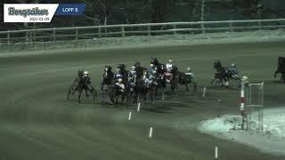 Vidéo de la course PMU PRIX KVISSLEBRUNS LOPP - STL KALLBLODSDIVISIONEN, FORSOK 1
