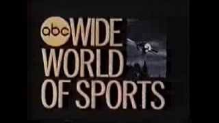 ABC Wide World Of Sports 1973 Promo