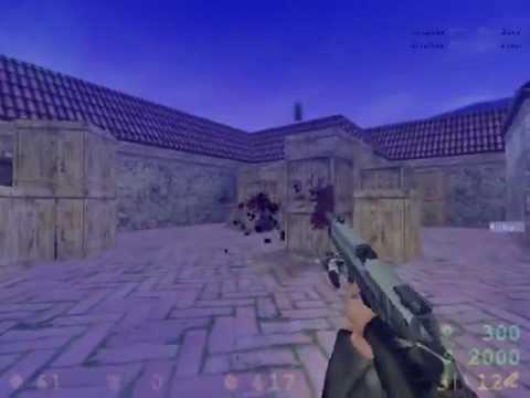 Movie Counter-Strike 1.6. -5 HeadShot (By MyHardMode)