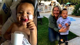 2-Year-Old With Prune Belly Syndrome Gets Kidney Transplant