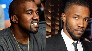 Kanye West Says He Will Boycott The Grammys if Frank Ocean Doesn't get a Nomination!