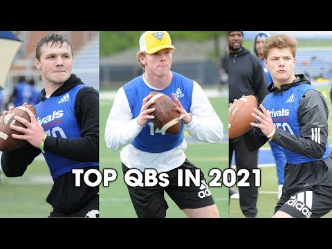 rivals100:-talented-qbs-at-top-of-2021-rankings
