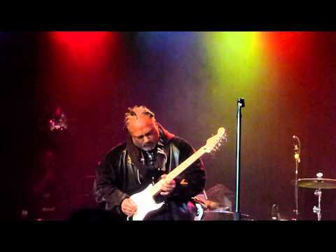 Living Colour w/ Michael Hampton - Pass the Peas & Red Hot Mama - Highline Ballroom in NYC 01/04/12