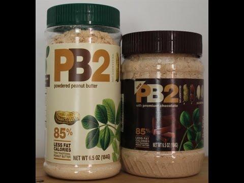 PB2 Taste Test & Review