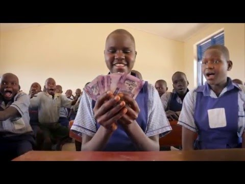 School is a magical place for children in South Sudan