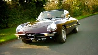 Trying The Best British Built Restomod Cars - Fifth Gear