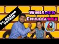 THE WHISPER CHALLENGE | FUNNIEST EVER CHALLENGE || Mama VS Bhanji | Vishal jha feat. Aastha pathak