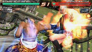 [TAS] Tekken 6 - Heihachi Mishima (PSP)