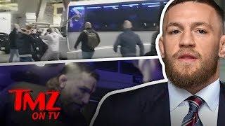 Conor McGregor Sued For Bus Incident! | TMZ TV