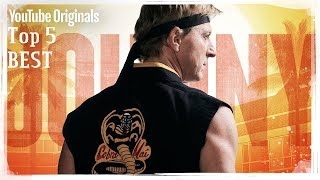 Top 5 Best Cobra Kai Characters