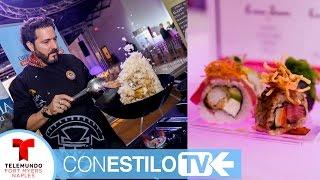 Miami Food and Fashion - Fundacion Aromas del Peru - Con Estilo TV