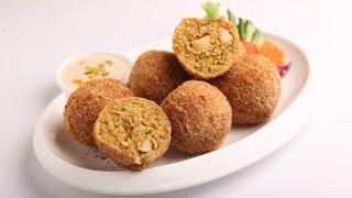 Chicken Biryani Balls Recipe with Philips Air Fryer  by Vahchef