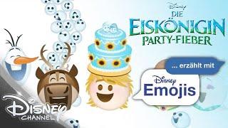 Die Eiskonigin Party Fieber Mit Emojis Erzahlt Youtube