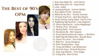 The Best of 90's OPM   Collection   Non-Stop Playlist