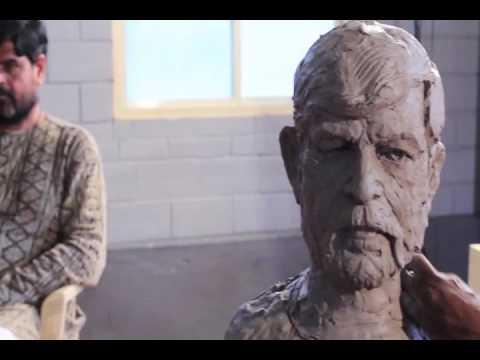 Venkatachalapathi - Sculpture - Documentary - Part one