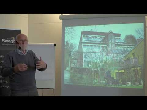 Georg Reinberg: Effects of solar radiation in architecture and mechanical ventilation system