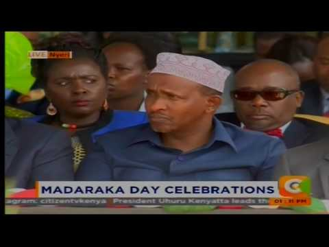 The ceremony was attended by among others DP William Ruto as well as NASA Chief Raila Odinga
