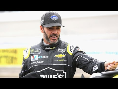 Jimmie Johnson discusses his season to date, relationship with Knaus, longevity