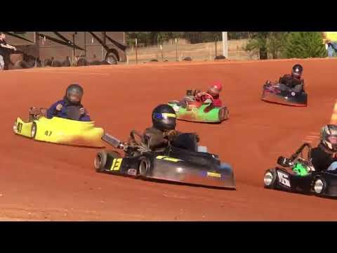 Go Kart Racing Penton Track