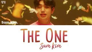 Watch Sam Kim The One video