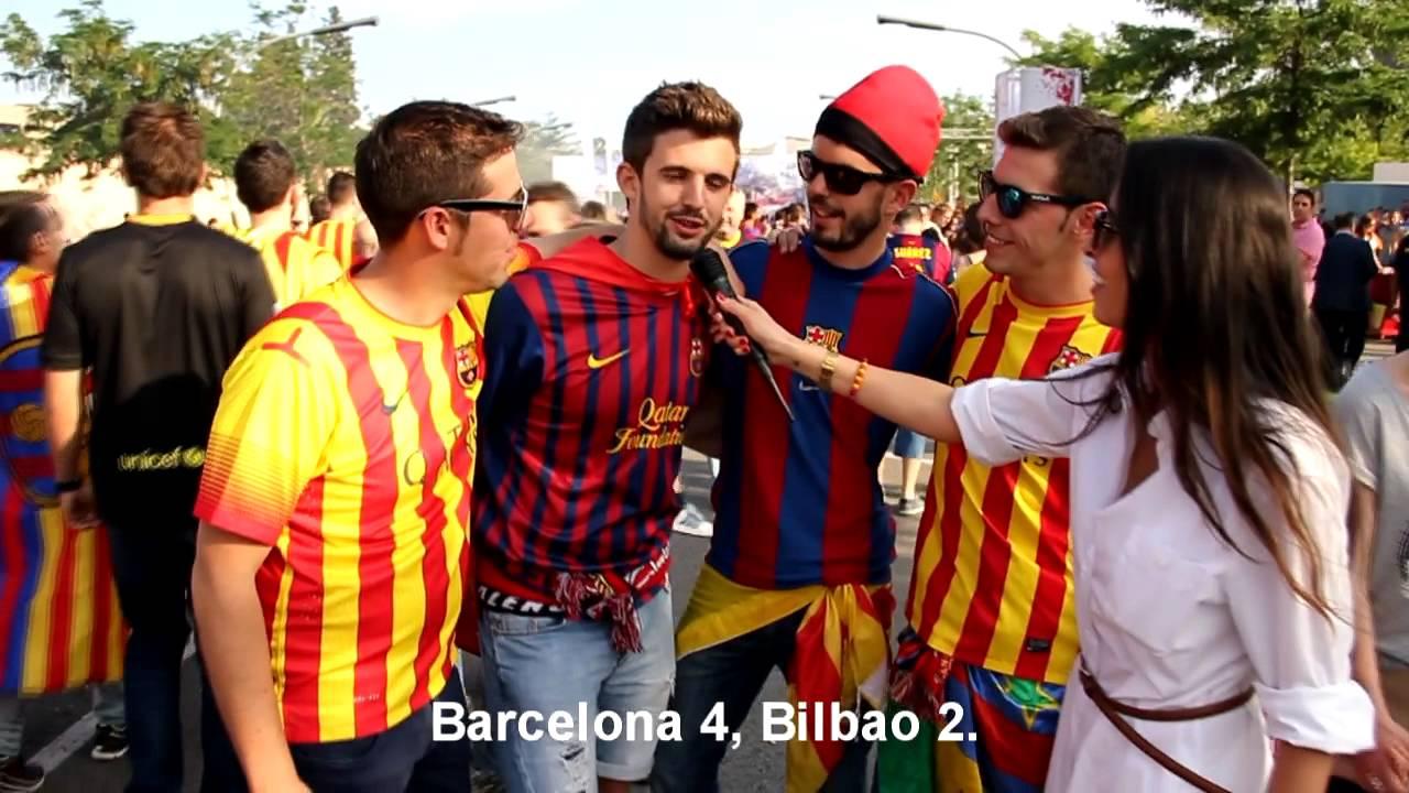 Athletic Club de Bilbao vs FC Barcelona | Copa del Rey ...