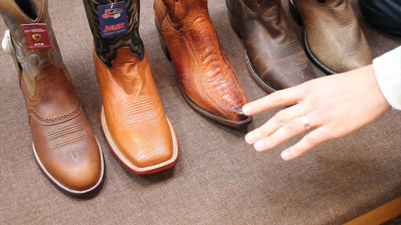 Western Boot Fit Guide Rcc Western Stores Inc Youtube