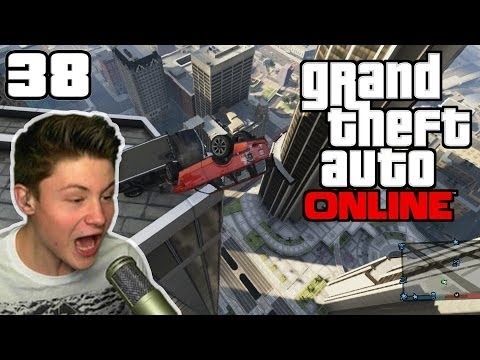 AUTO WRESTLING AUF WOLKENKRATZER   GTA ONLINE #38   Let's Play GTA Online mit Dner