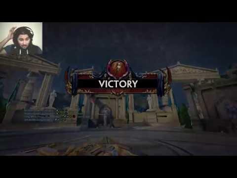 Dabscordia-Smite Discordia Jungle Gameplay