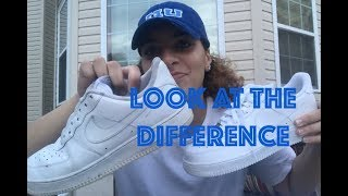 Video HOW TO CLEAN WHITE AIRFORCE 1's download MP3, 3GP, MP4, WEBM, AVI, FLV Juli 2018