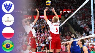 Poland vs. Brazil - Gold Medal Match | Men's Volleyball World Championship 2014