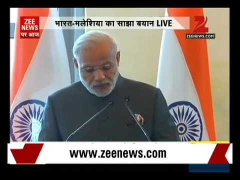 PM Modi vows for stronger defence cooperation with Malaysia