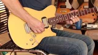 "2012 Music Man ""Reflex"", Part1"