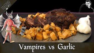 Why Vampires Hate Garlic - A Transylvanian Recipe from 1580