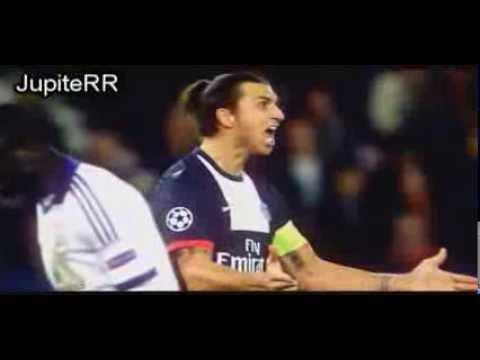 Zlatan Ibrahimovic - Du Gamla Du fria (Swedish National song)