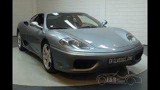 Ferrari 360 Modena F1 1999 -VIDEO- www.ERclassics.com