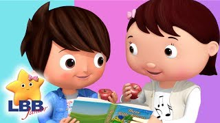 Sharing Is Caring - Valentines Day Special | Little Baby Bum Junior | Cartoons and Kids Songs