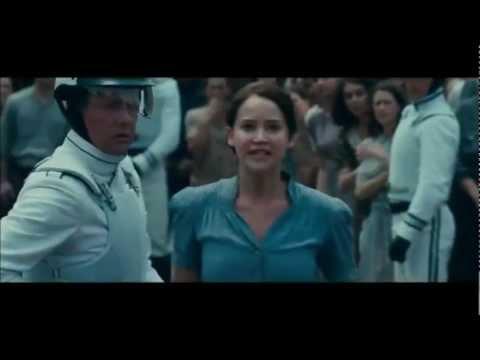 Katniss Everdeen I Volunteer, I Volunteer As Tribute