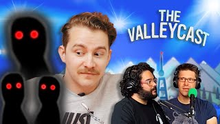 Shadow People and Other Scary Tales (ft. SAM BASHOR) | The Valleycast, Ep. 68