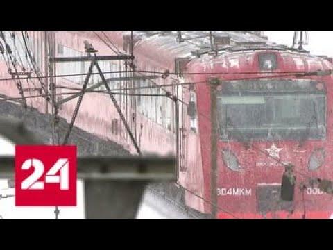 Снег, мороз и гололед: весна снова откладывается - Россия 24