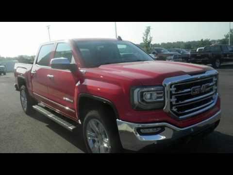 new 2017 gmc sierra 1500 conway ar little rock ar 7gt1203 youtube. Black Bedroom Furniture Sets. Home Design Ideas