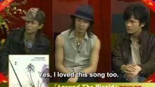 西遊記【06冬ドラマ」Monkey Majik talk on SMAPxSMAP.