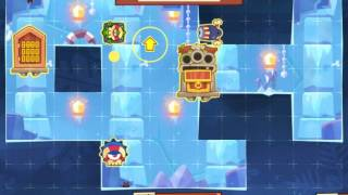 King of Thieves Insane Base Defences - Base 96 - Spinner Spawn into Pixel Perfect Dragon Jump
