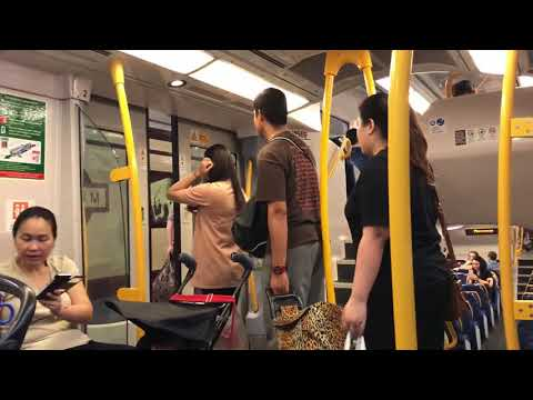 Sydney Trains T8: Town Hall To Mascot