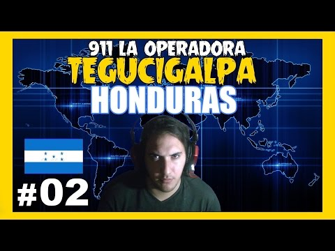 Tegucigalpa (HONDURAS) | LA OPERADORA 911 #01 (Crimenes, Robos, Asesinatos y mas)