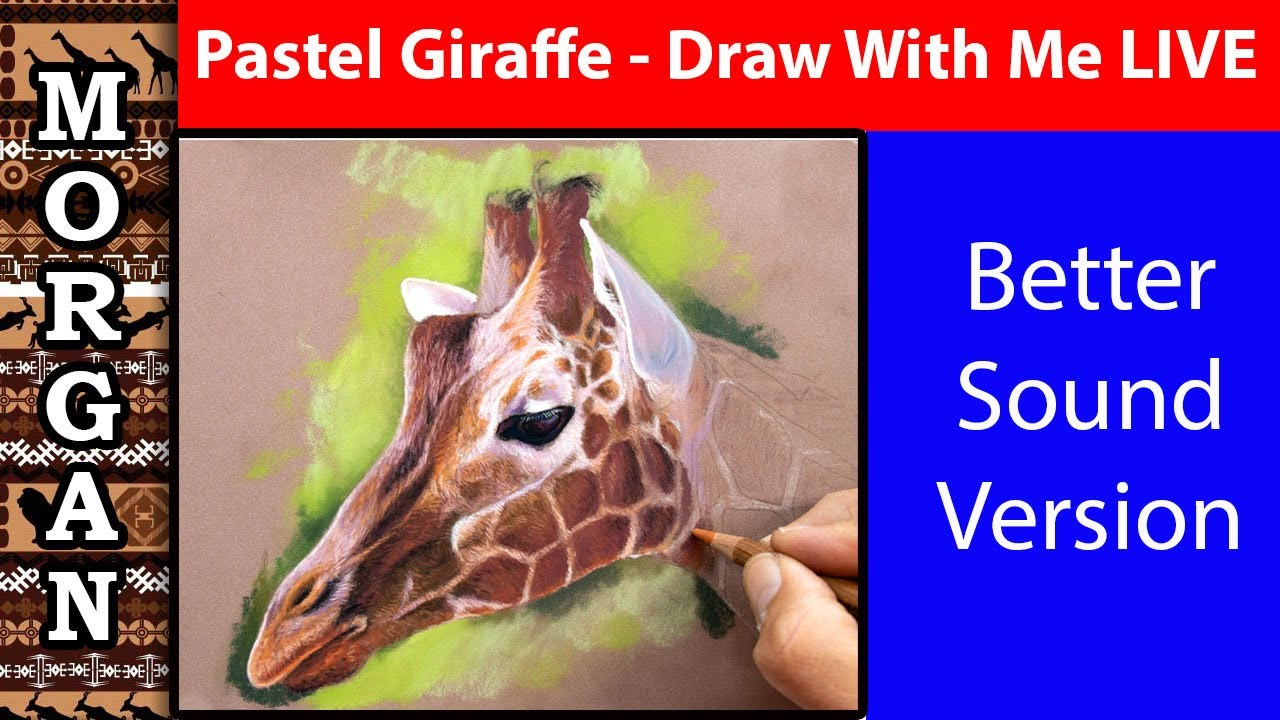 Pastel Pencil Lesson - Jason Morgan pastel artist